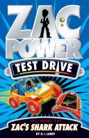 Zac Power Test Drive: Zac's Shark Attack