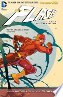 The Flash Vol  5  History Lessons