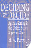 Ebook Deciding to Decide Epub H. W. Perry Apps Read Mobile
