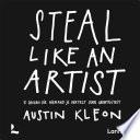 Steal Like An Artists
