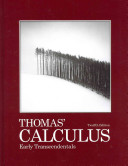 Thomas  Calculus  Early Transcendentals  With Student s Solutions Manuals and Access Code
