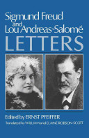Sigmund Freud and Lou Andreas Salom    Letters
