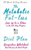The Metabolic Fat Loss Diet Plan
