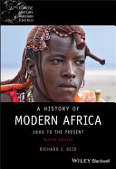 A History of Modern Africa Issues Facing The Continent The New 2nd