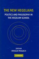 The New Hegelians