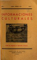 Informaciones Culturales