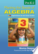 Planting the Seeds of Algebra  PreK  2