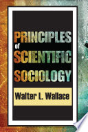 Principles of Scientific Sociology