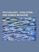 Psychology Evolution And Human Behavior