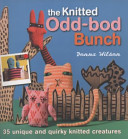 The Knitted Odd bod Bunch