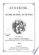 Sunshine  conducted by W M  Whittemore  and others   Book PDF
