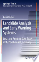 Landslide Analysis and Early Warning Systems
