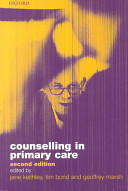 Counselling in Primary Health Care