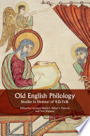 Old English Philology