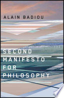 Second Manifesto for Philosophy