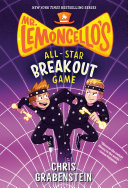 Mr. Lemoncello's All-Star Breakout Game : game! discover what james patterson...