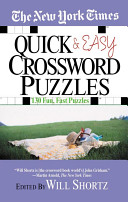 The New York Times Quick and Easy Crossword Puzzles
