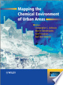 Mapping The Chemical Environment Of Urban Areas : urban geochemical mapping with key coverage...