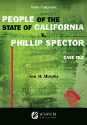 People of the State of California V  Phillip Spector