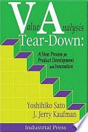 Value Analysis Tear down