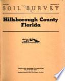 Soil Survey  Hillsborough County  Florida