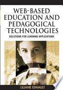 Web Based Education and Pedagogical Technologies  Solutions for Learning Applications