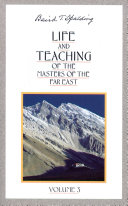 download ebook life and teaching of the masters of the far east, vol. 3 pdf epub