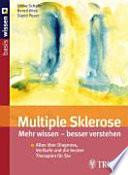 Multiple Sklerose - mehr wissen, besser verstehen