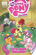 My Little Pony Micro Series 7 Cutie Mark Crusaders