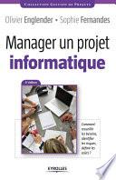 illustration du livre Manager un projet informatique