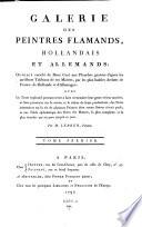 Galerie Des Peintres Flamands Hollandais Et Allemands Etc