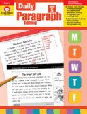 Daily Paragraph Editing Grade 5