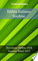 Bibbia Italiano Svedese