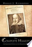 The Complete Hamlet PDF