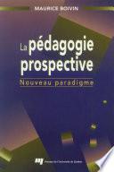 illustration La Pédagogie Prospective