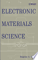 Electronic Materials Science