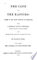 The Cape and the Kaffirs