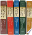 A History of the Book in America  5 volume Omnibus E book