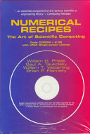 Numerical Recipes Code CD-ROM with UNIX Single Screen License CD-ROM