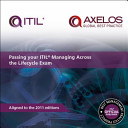 Passing Your Itil Managing Across the Lifecycle Exam Book