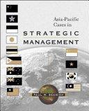 Asia Pacific Cases In Strategic Management