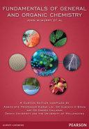 Fundamentals of General and Organic Chemistry  Custom Edition