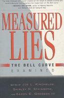 Measured Lies