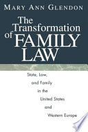 The Transformation of Family Law