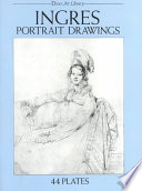 Ingres Portrait Drawings