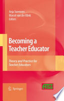 Becoming a Teacher Educator Pdf/ePub eBook