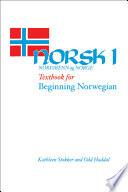 Norsk  nordmenn og Norge 1