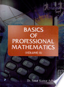 Basics of Professional Mathematics