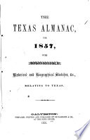 The Texas Almanac For ... : ...