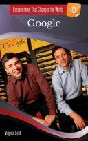 Google book cover